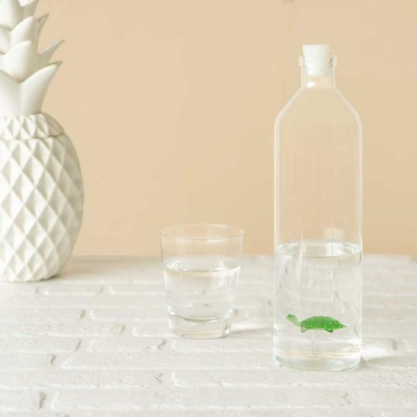 Balvi botella borosilicato TURTLE 27226