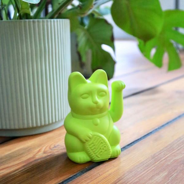 Donkey Gato de la suerte Neon Green 330438