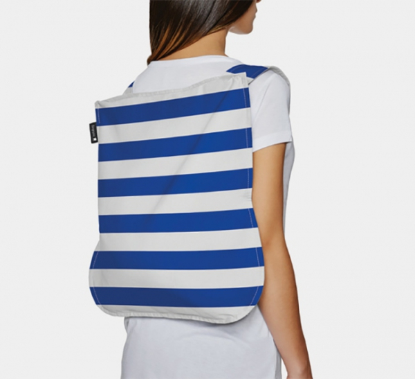 Notabag Marine Stripes