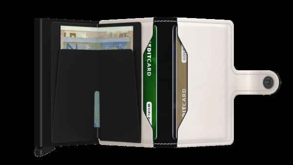 Secrid Miniwallet Matte Blanco