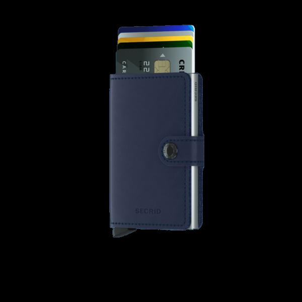 Secrid Miniwallet Original Azul Marino